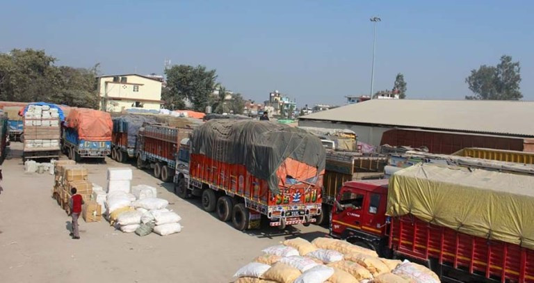 निर्यात व्यापारमा सुधार