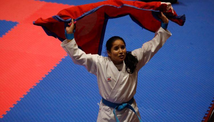 करातेमा अनु अधिकारीले जितिन् स्वर्ण, नेपालको १३औं स्वर्ण पदक