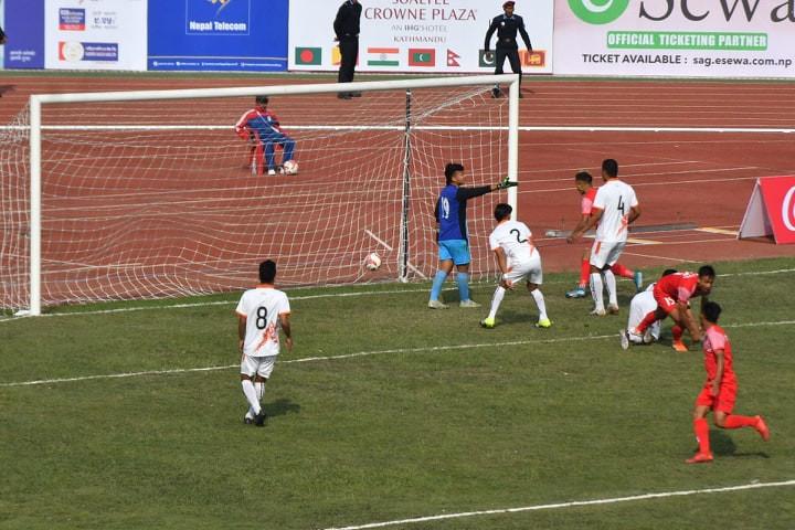 नेपाल २–० ले अघि (अपडेट)