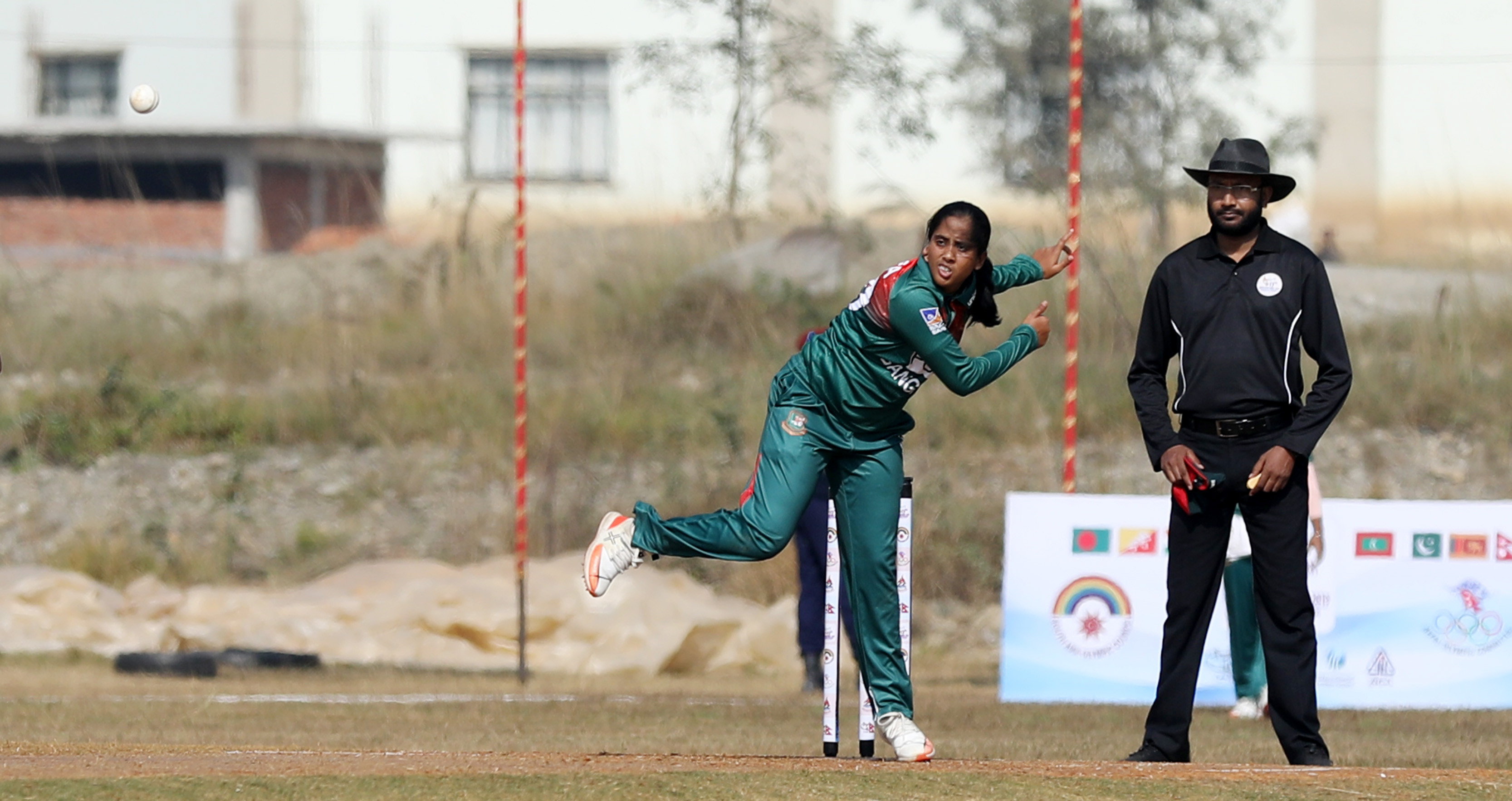 साग महिला क्रिकेटः बंगलादेश ७ विकेटले विजयी
