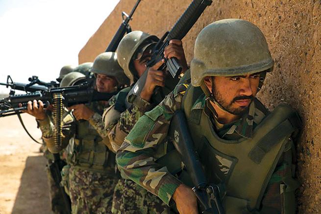 अफगान सेनाको हवाई कारबाहीमा १५ विद्रोहीकाे मृत्यु