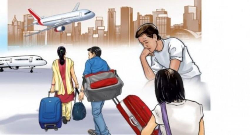 अदक्ष कामदारको स्रोत मुलुक बन्दै नेपाल