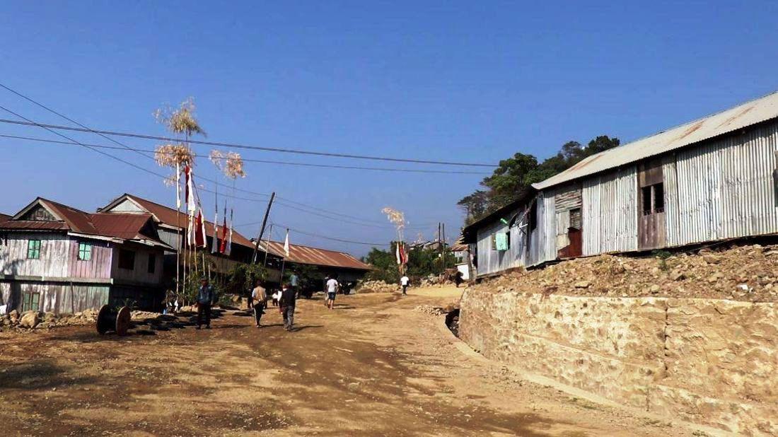 एउटा शाकाहारी गाउँ, जहाँ  मासु र मदिरा निषेध छ