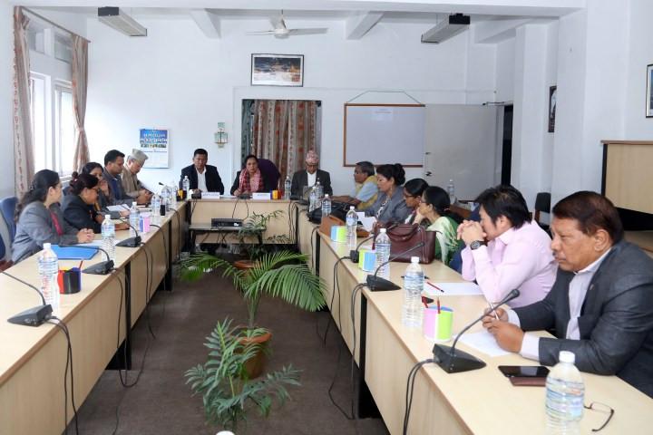 कालापानीबाट भारतीय सुरक्षा दस्ता हटाउन संसदीय समितिको निर्देशन