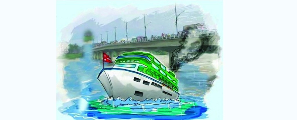 फागुनदेखि नारायणीमा पानी जहाजः अनलाइन बुकिङ खुला हुँदै