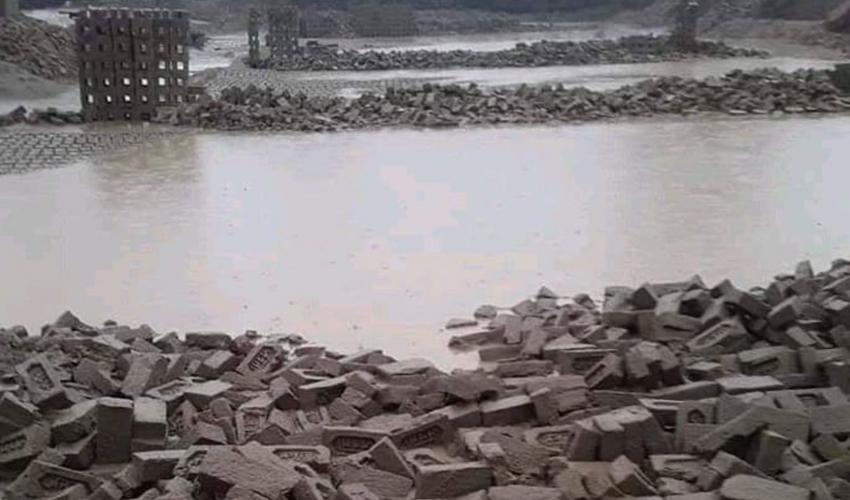 वर्षाले इँटा उद्योगमा १५ करोडको क्षति