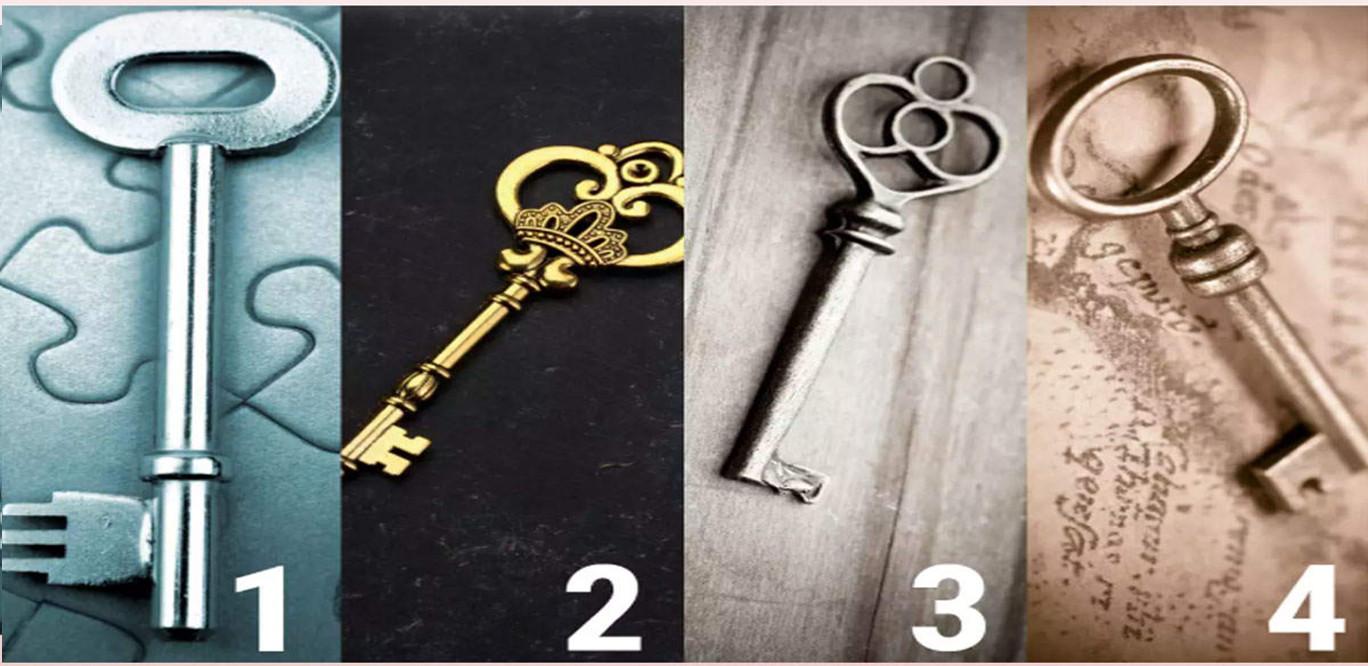 चाबीले बताउँछ तपाईंको व्यक्तित्व : जाँची हेर्ने कि ?