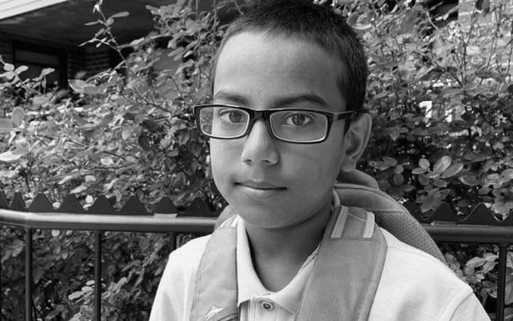 न्यूयोर्कमा ट्रकको ठक्करबाट नेपाली बालकको मृत्यु