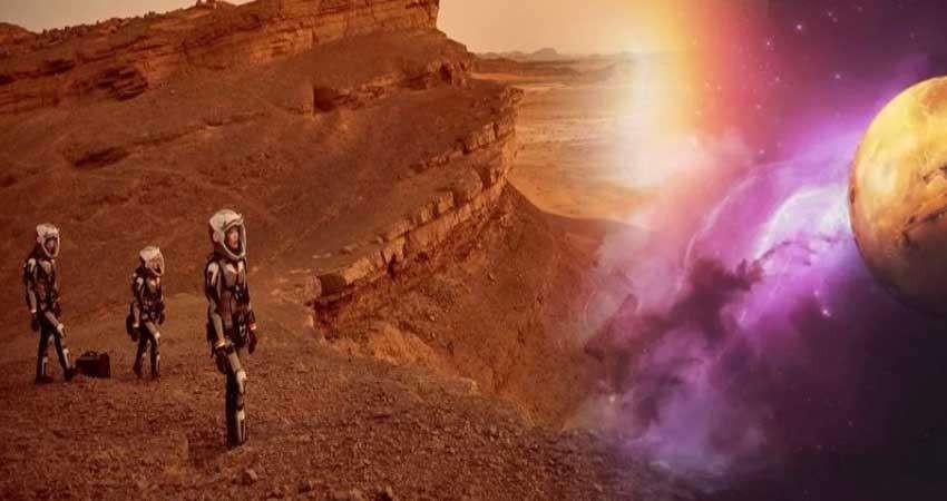मंगल ग्रहमा मृत शरीर भेटिएपछि वैज्ञानिक हैरान