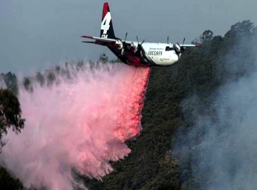 अस्ट्रेलियामा अग्निनियन्त्रक विमान दुर्घटना