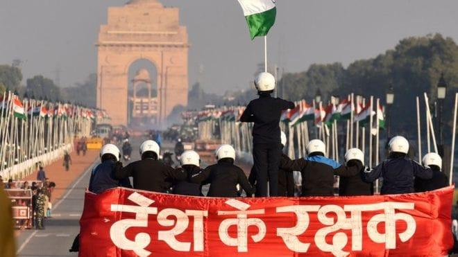 भारतकाे ७१औं गणतन्त्र दिवसः ब्राजिलका राष्ट्रपति सहभागी