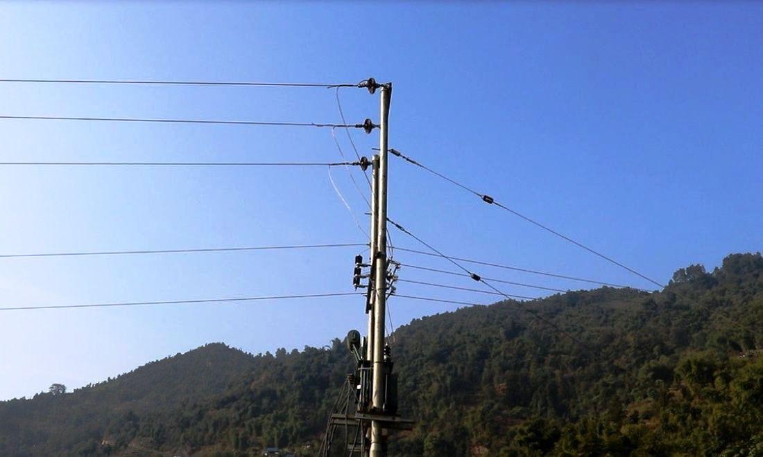 भोजपुरका ग्रामीण क्षेत्रमा पुग्यो विद्युत् सेवा