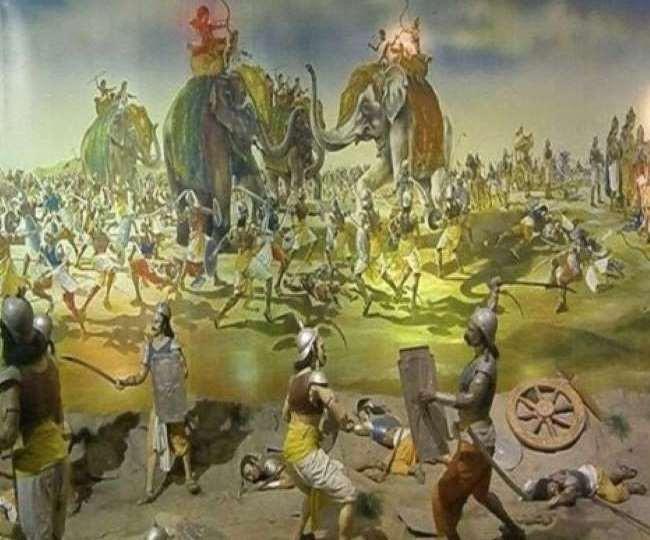 यूपीमा फेला पर्यो ३८ सय वर्ष पुरानो महाभारतको साक्षी