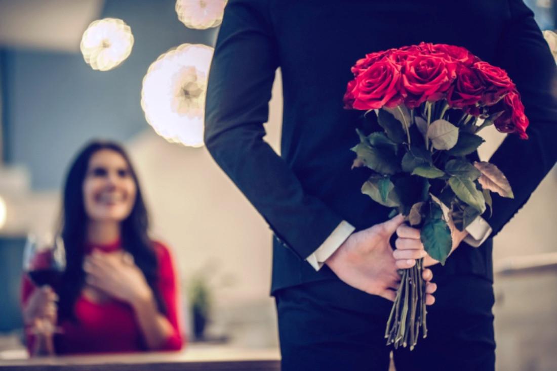प्रेमको प्रतीक गुलाब