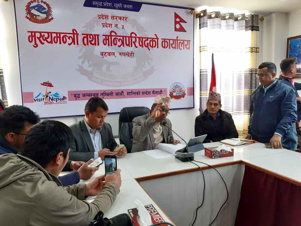'५० करोडभन्दा बढी लागतका योजना प्रदेश गौरवका आयोजना'