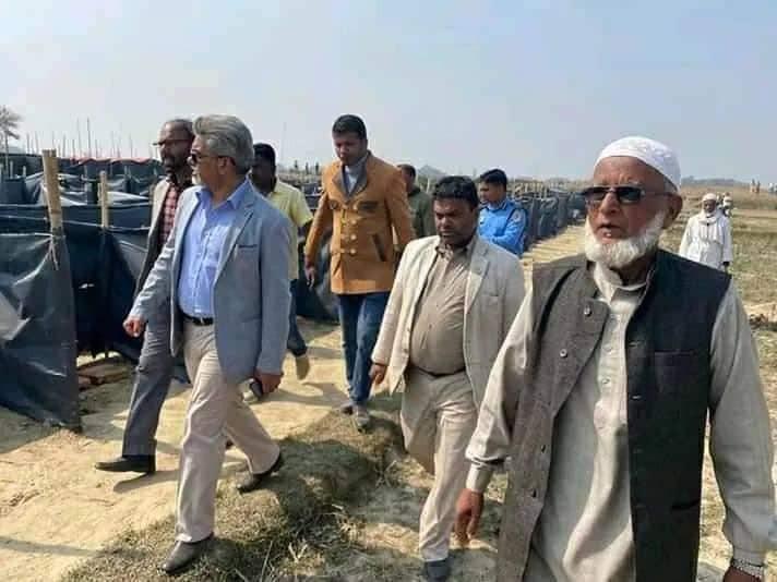 सप्तरीमा आज मुस्लिम सम्मेलन, सहभागी हुन आएका पाकिस्तानीलाई फर्काइँदै
