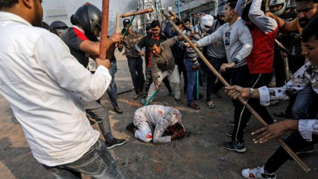 हिन्दू-मुस्लिम हिंसा पहिले नै तय भएको थियो दिल्लीमा !