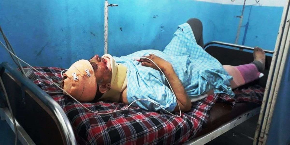 सीपी मैनाली चढेको कार दुर्घटना, अवस्था गम्भीर