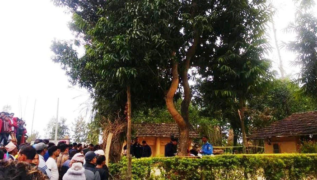 कञ्चनपुरमा घरभित्रै मृत भेटिए दम्पती, हत्या आशंका