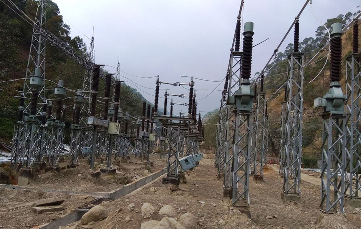 सिंगटी–लामो साँघु प्रसारण लाइन निर्माणमा स्थानीयको अवरोध