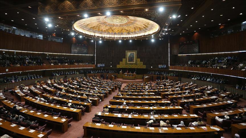 पाकिस्तानमा महिला सांसदका लागि संसद परिसरमै ब्यूटी पार्लर खोलिने