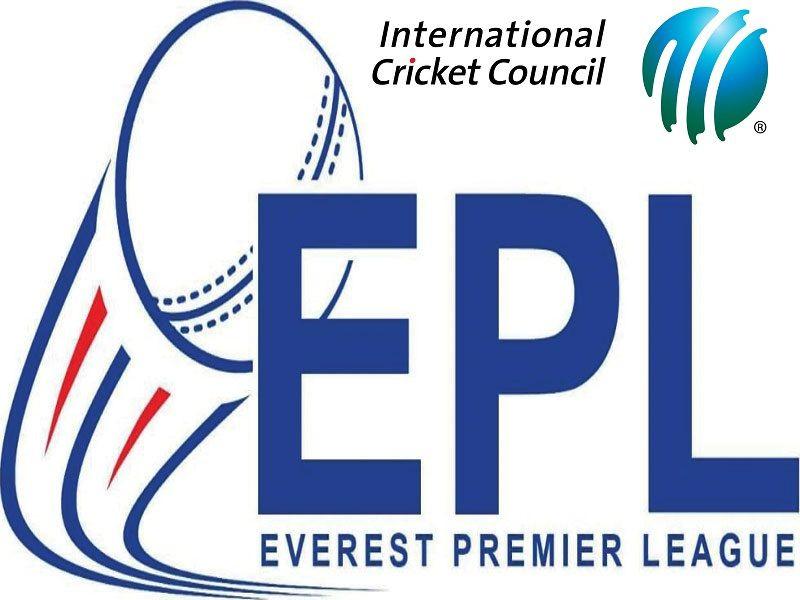 ईपीएल क्रिकेट अर्को सूचना नआएसम्मका लागि स्थगित
