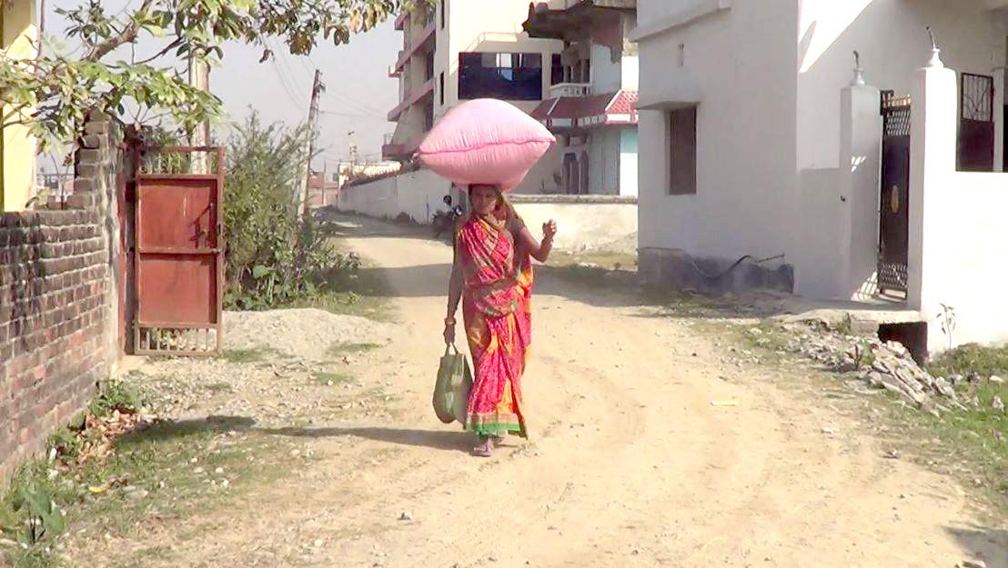 'भुजा'बाट आत्मनिर्भर गन्गाई समुदायका महिला