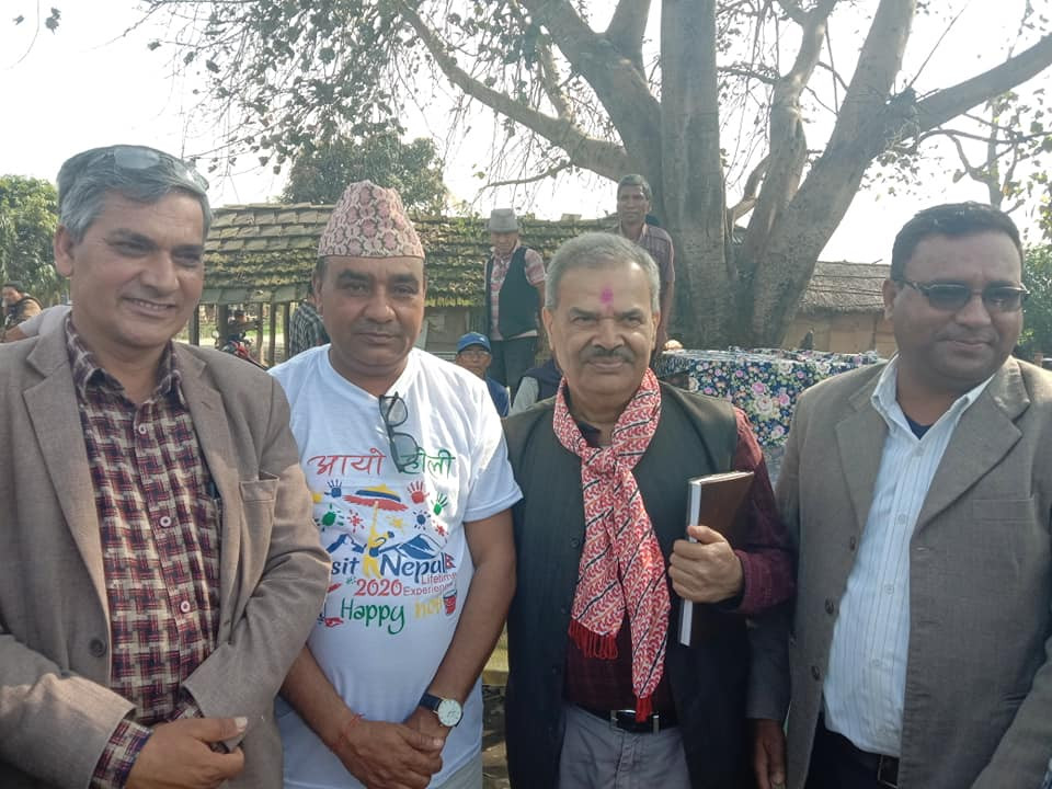 टाँगिया बस्ती निजगढ विमानस्थलको चुनौती होइन : कँडेल