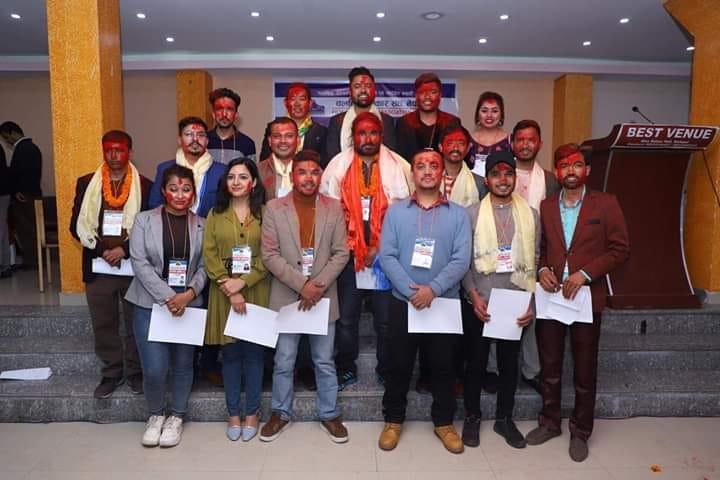 नेपाल चलचित्र पत्रकार संघको अध्यक्षमा सिटौला विजयी