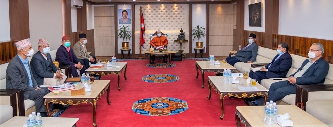 नेकपा सचिवालय बैठक बस्दै आज