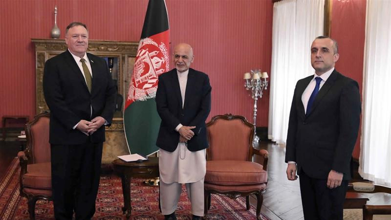 अफगानी नेताको रबैयाबाट अमेरिका रुष्ट, कटौती गर्यो १ अर्ब डलर सहयोग