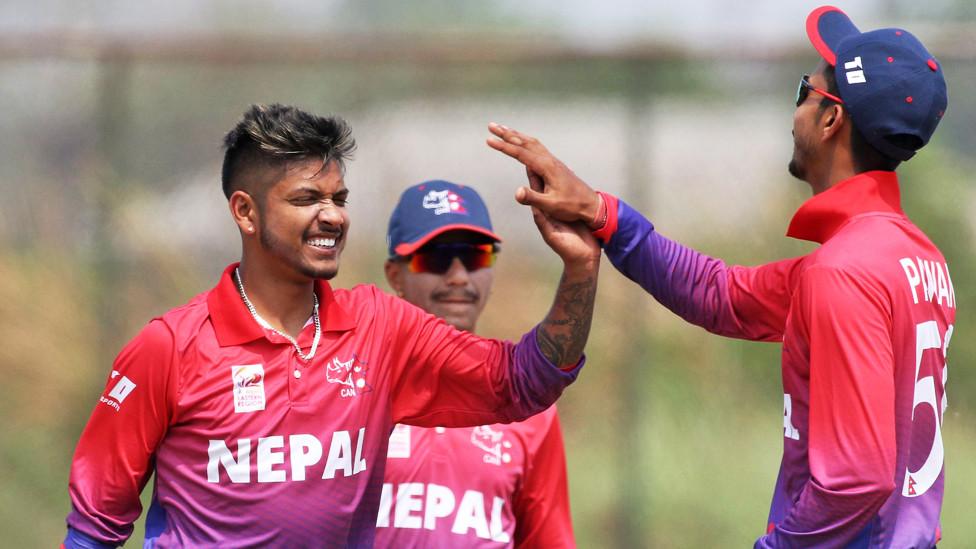 नयाँ टी–२० वरियतामा नेपाल १५ औं स्थानमा