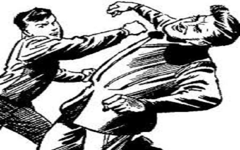 सप्तरीको छिन्नमस्तामा जग्गा विवादमा झडप, ८ राउण्ड अश्रुग्यास प्रहार