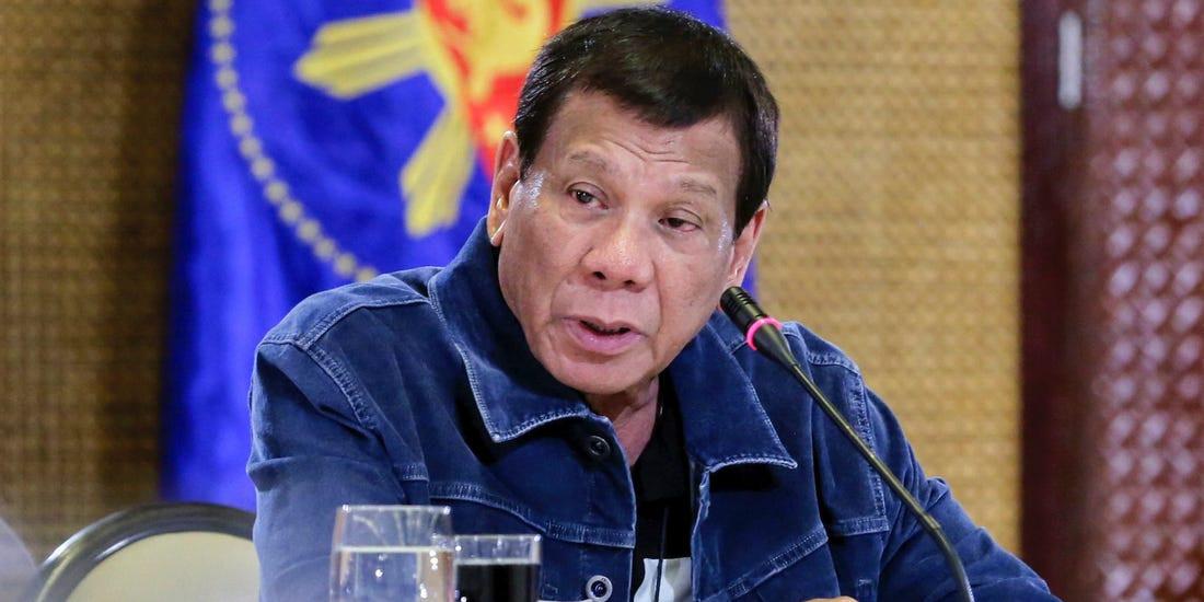 'लकडाउन' उल्लंघन गर्नेलाई गोली हान्न फिलिपिन्सका राष्ट्रपतिको आदेश