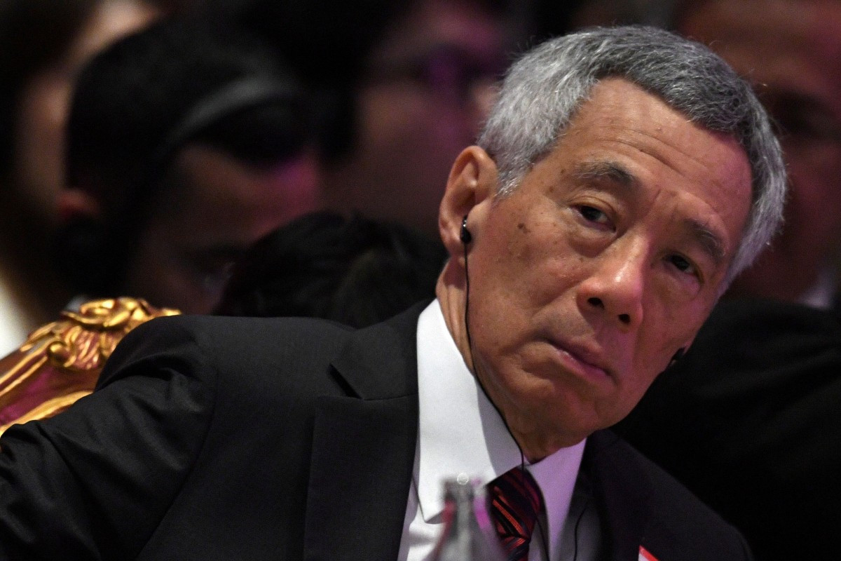 कोरोना त्रास : सिंगापुर एक महिना 'सटडाउन' गर्ने प्रधानमन्त्री लीको घोषणा