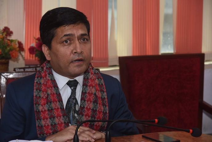 काठमाडौं महानगरको प्रमुख प्रशासकीय अधिकृत पदमा अर्याल बहाली