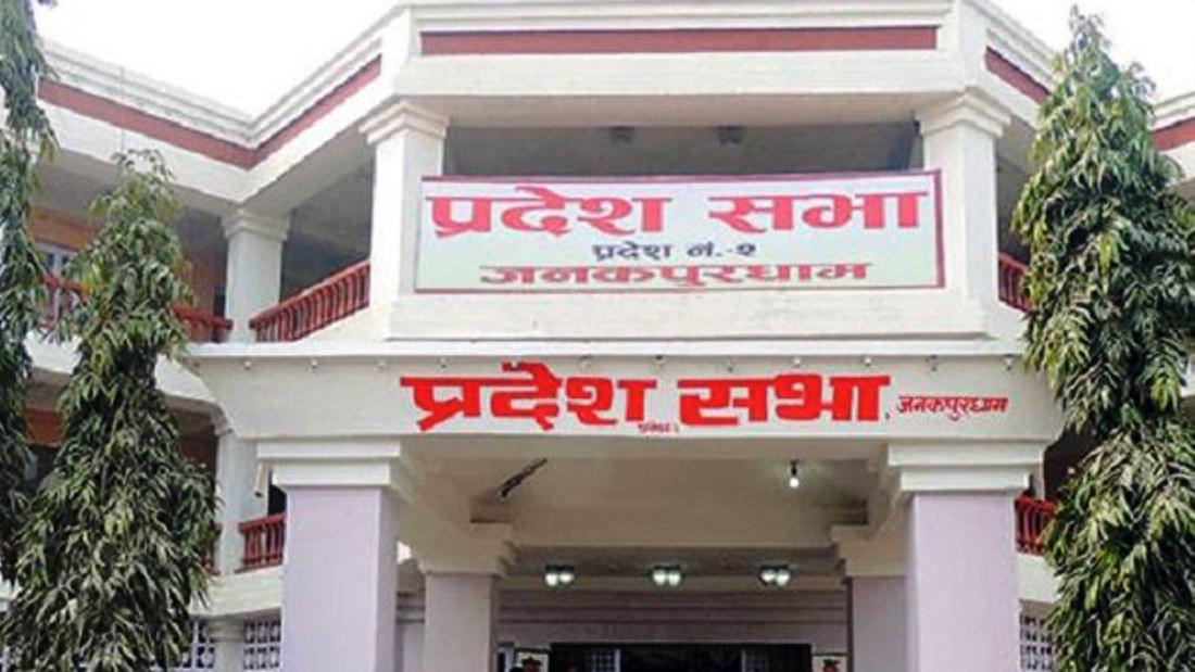 प्रदेश २मा नेपाली काँग्रेसद्वारा ४० लाख रुपैयाँ सहयोग