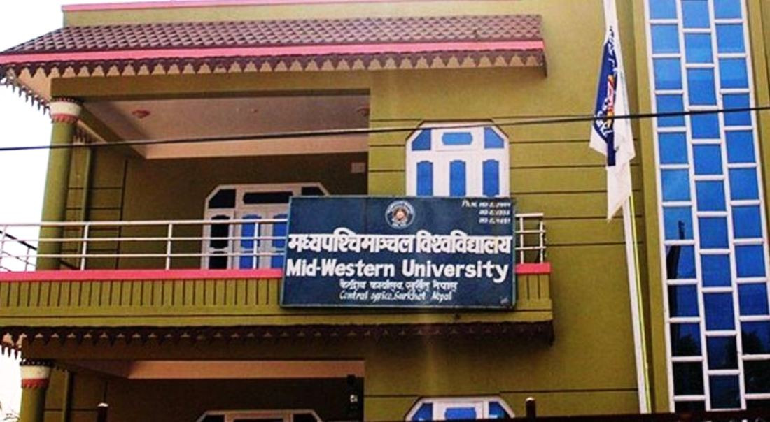 मध्यपश्चिमाञ्चल विश्वविद्यालय र ओईआरयूबीच अनलाइन शिक्षण प्रविधिसम्बन्धी सम्झौता