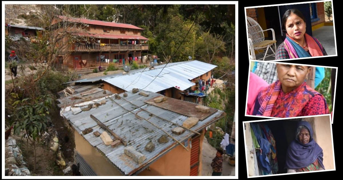 अपाङ्ग अस्पताल गाउँमा कोरोना कहर : चामल सकियो अब के खाने ?