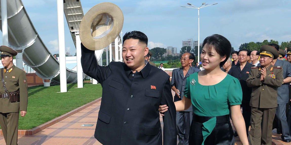 उत्तर कोरियाबाटै आइरहेका छन् किमबारे गम्भीर संकेत !