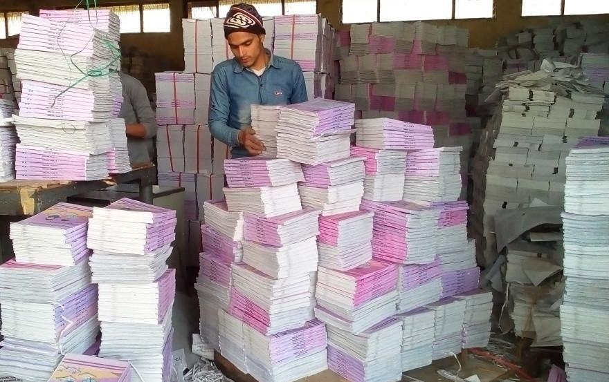 १ करोड ७५ लाख पाठ्यपुस्तक छापिए, १५ जेठभित्र विद्यार्थीको हातमा