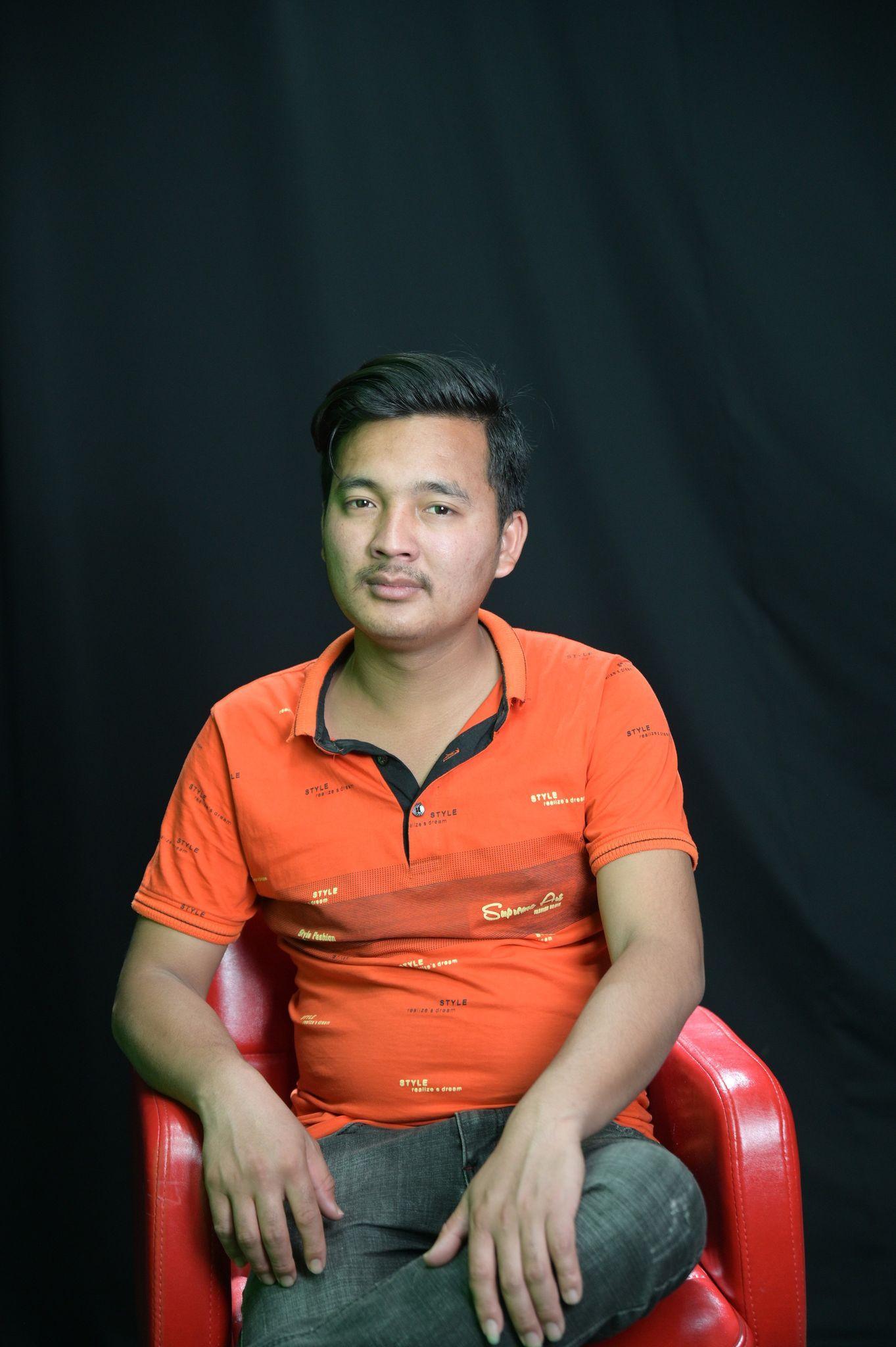 रमेश तामाङ