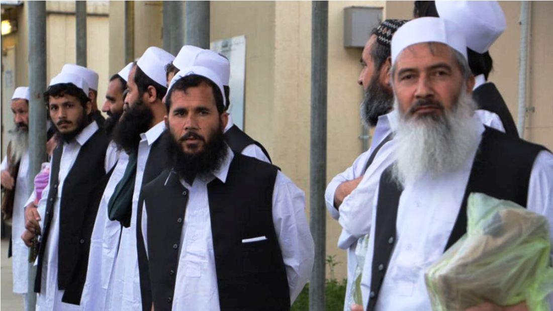५ सय तालिबानी जेलमुक्त