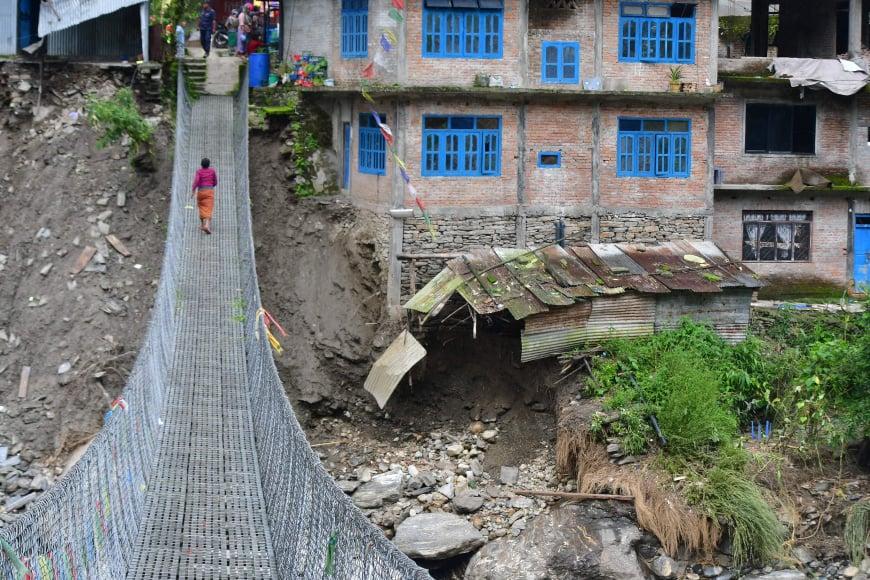 सिन्धुपाल्चोकको जम्बुमा जे देखियो(फोटो फिचर)