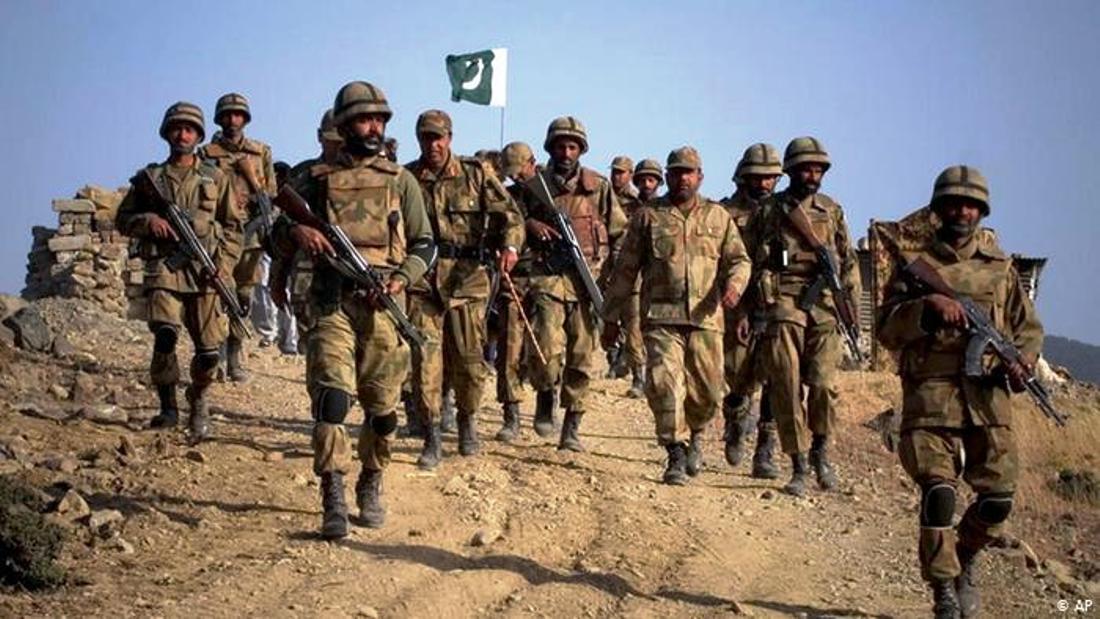 वाजिरिस्तानमा भएको झडपमा ४ सैनिकको मृत्यु