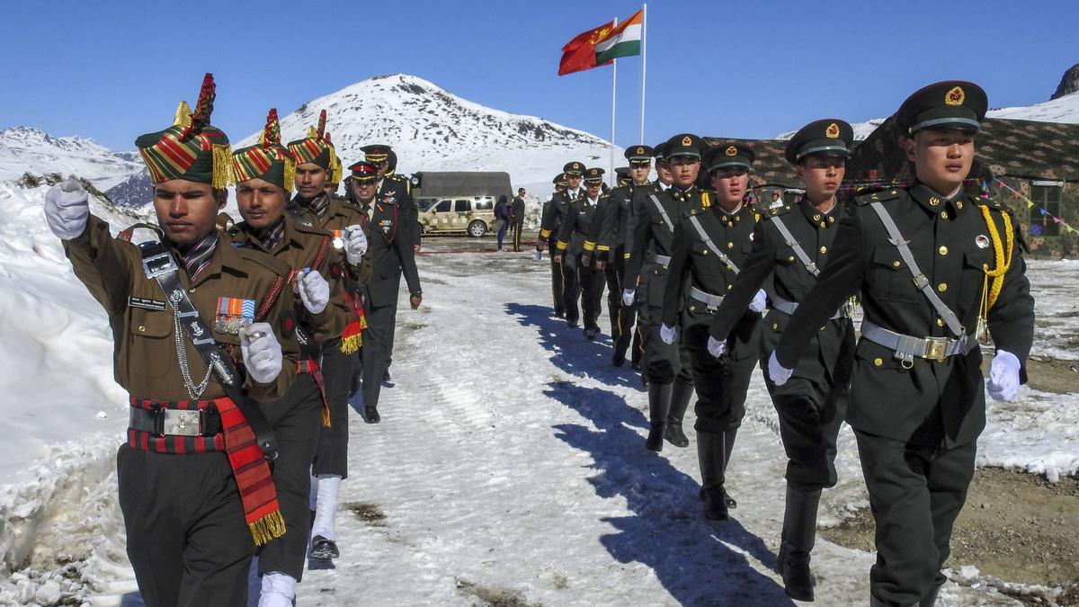 भारत–चीनबीच सीमा क्षेत्रमा तनाव, सीमा क्षेत्रमा थप सैनिक परिचालन
