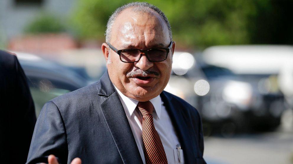 भ्रष्टाचार आरोपमा पपुवा न्यूगिनीका पूर्वप्रधानमन्त्री ओनिल पक्राउ