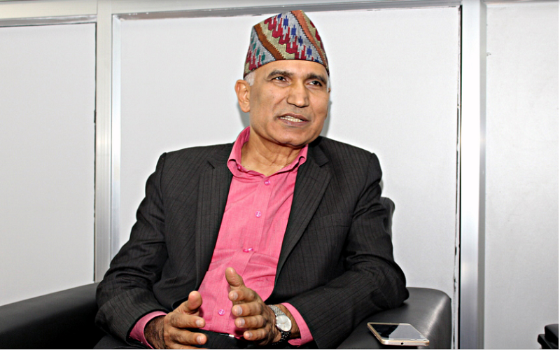 नेपाल कसैको छोटे भाइ होइन, हाम्रो देशको १ इञ्च जमिन पनि छाड्दैनौँः महासचिव पौडेल