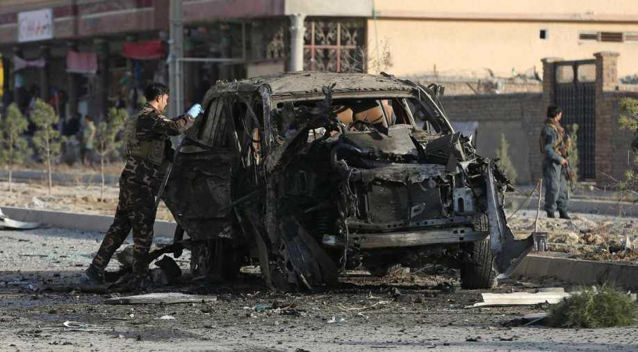अफगानिस्तानको काबुलमा बम बिस्फोट, १ पत्रकारसहित २ जनाको मृत्यु