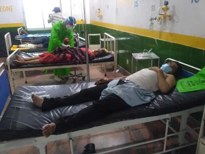 बाँकेको राप्ती सोनारीमा बस दुर्घटना, ११ जनाको मृत्यु